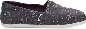 Toms Glow in the Dark Outerspace Women's Classics