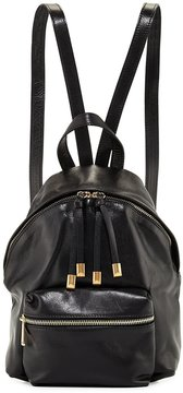 Neiman Marcus Amalfi Mini Leather Backpack