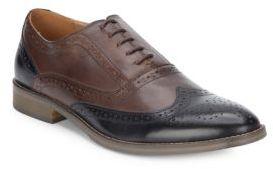 Steve Madden Wingtip Leather Oxfords