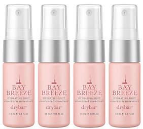 Drybar Bay Breeze Hydrating Shots 4-Pack