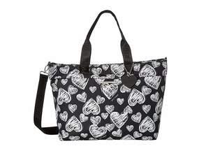 Betsey Johnson Nylon Weekender Handbags