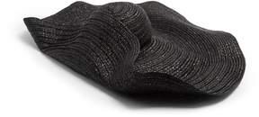 Missoni Extra-wide brim straw hat