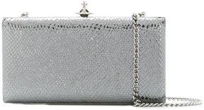 Vivienne Westwood chain clutch bag