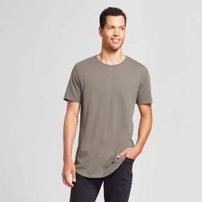Jackson Men's Seamed Curved Hem T-Shirt