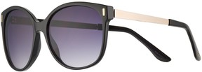Lauren Conrad 56mm Mallard Modified Cat-Eye Gradient Sunglasses