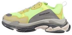 Balenciaga 2018 Triple S Sneakers