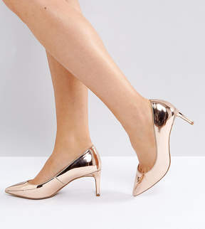 Asos SOULFUL Wide Fit Pointed Heels
