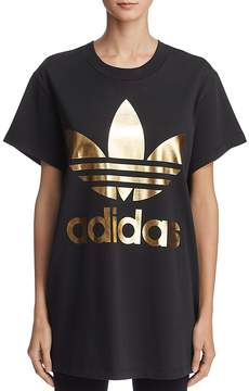 adidas Big Trefoil Graphic Tee