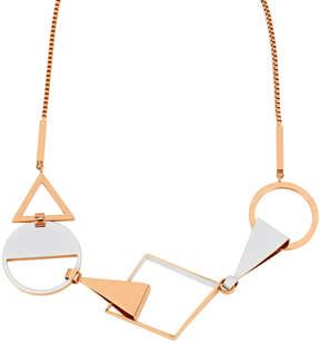 Henri Bendel Spruce Short Necklace
