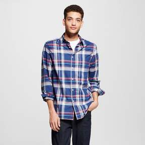 Mossimo Men's Long Sleeve Button Down Shirt