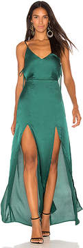 Capulet x REVOLVE Gina Plunging Maxi Dress