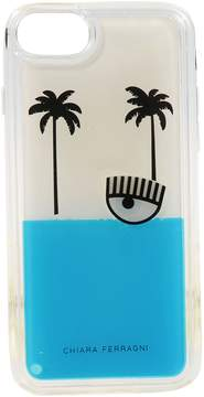 Chiara Ferragni Palm Beach Iphone 8 Case