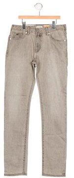 Scotch Shrunk Boys' Mercer Flat Front Jeans w/ Tags
