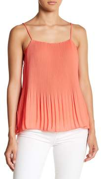 Dee Elly Pleated Tank Top
