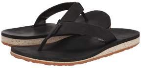 Teva Classic Flip Premium Leather Men's Sandals