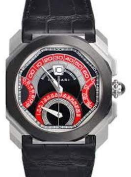 Bvlgari Octo Chronograph Automatic Men's Watch