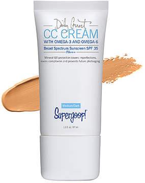 Supergoop! Supergoop Daily Correct CC Cream Medium Dark SPF 35.