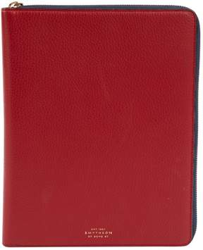 Smythson Red Leather Purses, wallets & cases