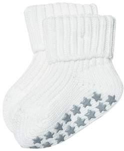Falke Off White Baby Catpad Socks