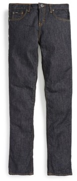 RVCA Boy's 'Daggers' Slim Fit Jeans
