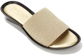Italian Shoemakers Addie One-Band Slide Sandal