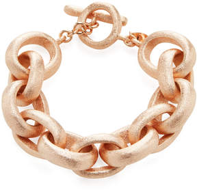 Rivka Friedman Women's Satin Finish Rolo Station Bracelet