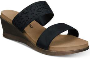 BearPaw Beaerpaw Women's Noelle Wedge Sandals Women's Shoes