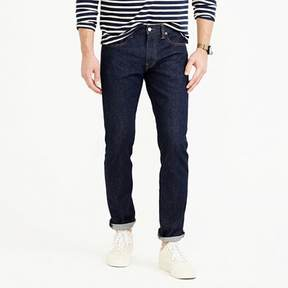 J.Crew 484 Slim-fit stretch jean in indigo