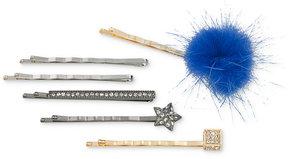 Abs by Allen Schwartz 6-Pc. Assorted Fancy Hairpin Set