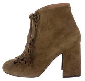 Laurence Dacade Paddle Suede Ankle Boots w/ Tags