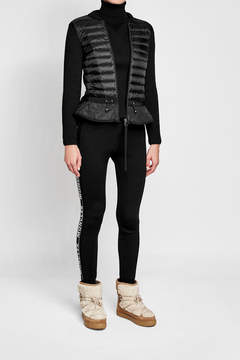 Moncler New Fanny Shearling Boots