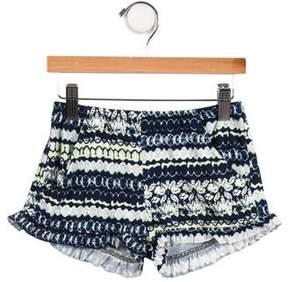 Imoga Girls' Printed Shorts
