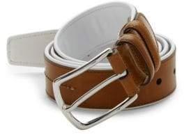 Mezlan Palma Talco Leather Belt