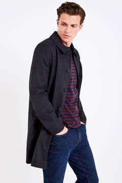 Jack Wills Brodrick Wool Overcoat