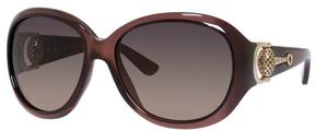 Safilo USA Gucci 3712 Oval Sunglasses