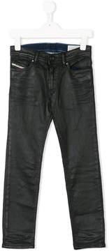 Diesel skinny stretch jeans