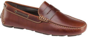 Johnston & Murphy Men's Gibson Penny Driving Moc