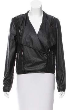 Blank NYC Embellished Casual Jacket w/ Tags
