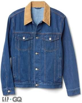 Gap + GQ Ami denim jacket