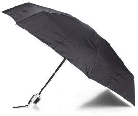 Saks Fifth Avenue Collection Fold-Flat Umbrella