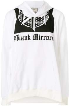 Miharayasuhiro front printed hoodie