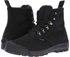 Palladium Pampatech Hi Lea WP Lace up casual Shoes