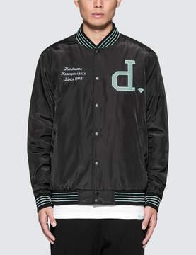 Diamond Supply Co. Un Polo Varsity Jacket