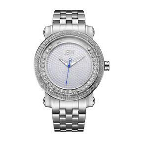JBW Men's Hendrix 0.20 ctw Diamond Stainless Steel Watch J6338A