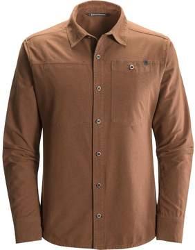 Black Diamond Chambray Modernist Shirt