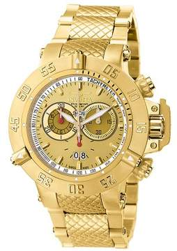 Invicta Watches Men's 5404 Subaqua Stainless Steel Watch, 50mm