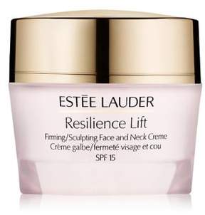 Estee Lauder Resilience Lift Firming/Sculpting Face and Neck Creme SPF15/1.7oz. Dry