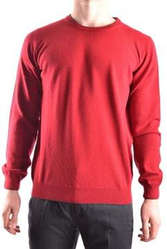 Altea Men's Red Wool Sweater.