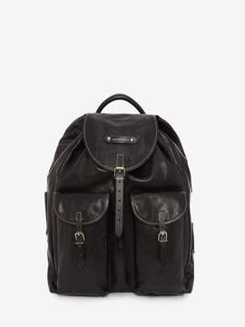 Alexander McQueen Small Hiking Backpack