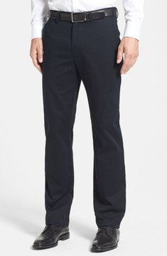 Nordstrom Men's Wrinkle Free Straight Leg Chinos